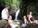 Maunawili Falls and pool